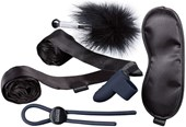 Fifty Shades Darker Principles of Lust Romantic Couples Kit - A thrilling sensory bondage kit that's perfect for beginners.