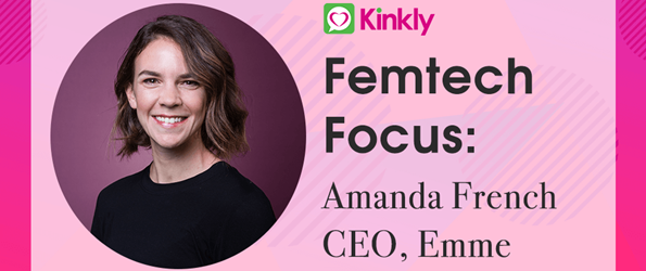 Femtech Feature Amanda French CEO Emme