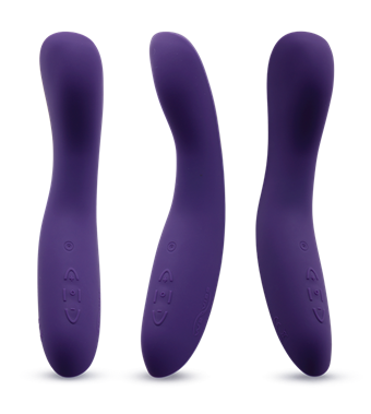 We-Vibe Rave - A sleek, powerful and uniquely assymetricl G-spot vibrator.