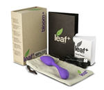 Leaf Bloom+ - A uniquely shaped vibrator with a flexible head.