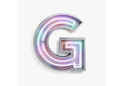 G in lights