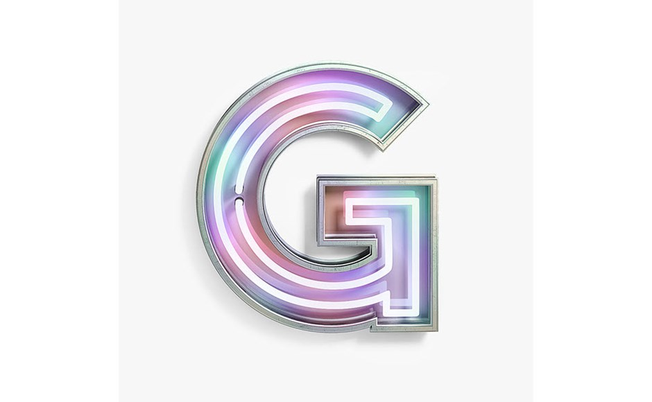 G in lights