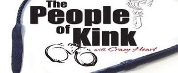 Sex Blogger of the Month: Crazy Heart of The People of Kink Podcast