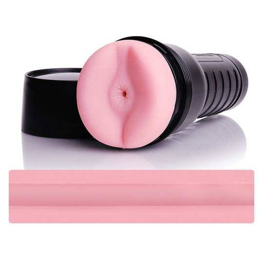 Fleshlight Classic Pink Butt - An exquisitely tight male masturbator with a realistic feel and texture.