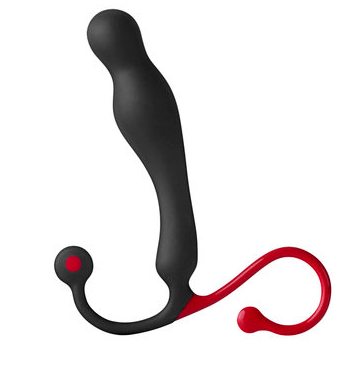 Aneros Eupho Syn - A delectably slender toy to enhance your sphincter muscles and provide harder erections