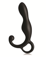 BMS Factory Lux Lx1 - A smooth, silicone toy designed for anal penetration and perineum stimulation.