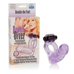 California Exotic Double Diver - Erection enhancement ring.