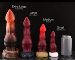 Vasu the Naga - Vasu the Naga is a dildo produced by Bad Dragon.