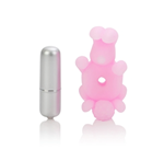 California Exotic Wireless Virtual Bunny - Vibrating erection enhancement ring.