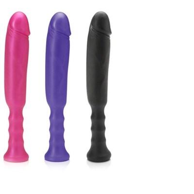 Tantus Anaconda - An ergonomically-shaped toy designed for intense thrusting.
