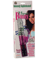 California Exotic Hyper Bunny - A powerful, but quiet dual massager with an external stimulator.
