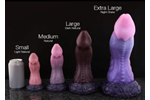 Nox the Night Drake - Nox the Night Drake is a dildo produced by Bad Dragon.
