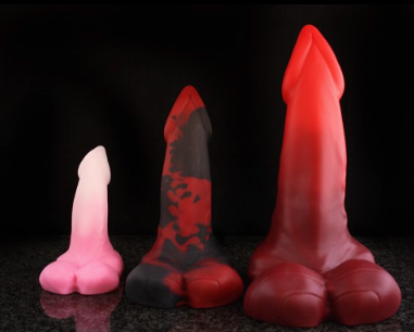 Duke the Bad Dragon - Duke the Bad Dragon is a dildo produced by Bad Dragon.