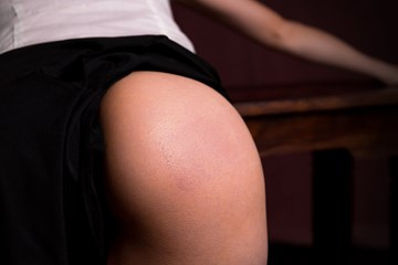 Your Hand, My Ass: Erotic Spanking for Beginners