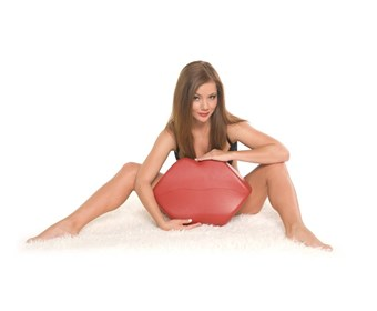 Liberator Kiss Wedge - A uniquely-shaped pillow for deep penetration and direct G-Spot Stimulation