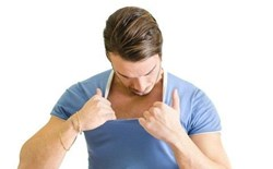 A Bra for Men: Good Fashion or Bad Body Image?