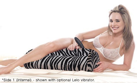 Liberator Wing - A pleasurably-shaped sex pillow for multiple positioning
