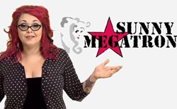 Sex Blogger of the Month: Sunny Megatron