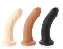 Tantus Adam 02 - A realistic dildo with dual-density layering.