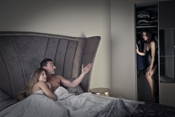 The Case for a Threesome (and Not the Kind You Think)