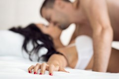 My boyfriend tries to have sex with me while he's sleeping and says he does't remember it the next day. Is this normal, or is he lying?