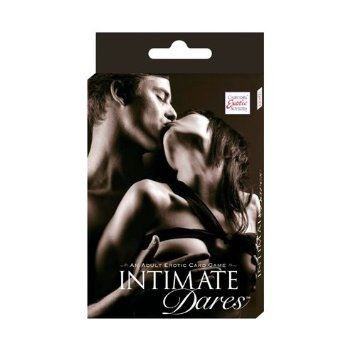 California Exotics Intimate Dares Game - A sexy card game for adults