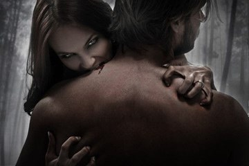 Vampire Bites: The Other Penetrative Sex Act