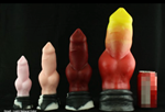 Cole the Dane - Cole the Dane is a dildo produced by Bad Dragon.