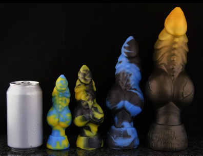 Fenrir the Wolfdragon - Fenrir the Wolfdragon is a dildo produced by Bad Dragon.