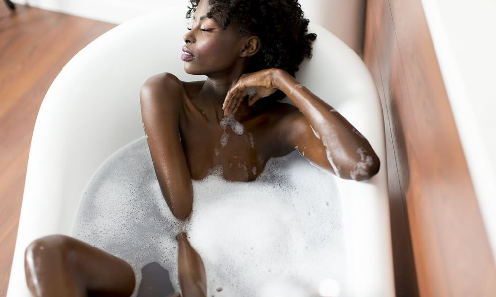 cock mastubation water pleasure shower