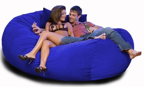 Liberator Zeppelin Lounger 6' - An exceptionally comfortable lounger to enhance thrusting action