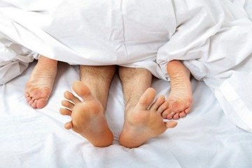How to Knock a Guy's Socks Off - In Bed