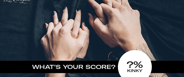 What;s your kink score
