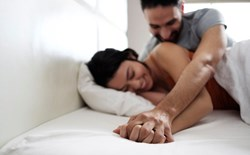 couple morning sex