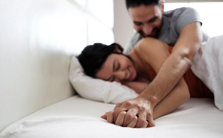 couple morning sex