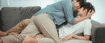 6 Awesome Sex Positions to Try on Your Couch