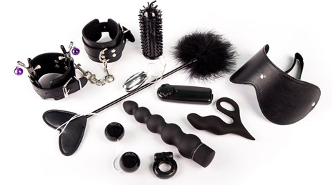 So which flavor of BDSM is right for you? And which toys go with it? Take our quiz to find out!