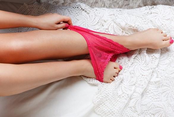 Sexy Excerpt: 'Pink Panties' by Eliza David