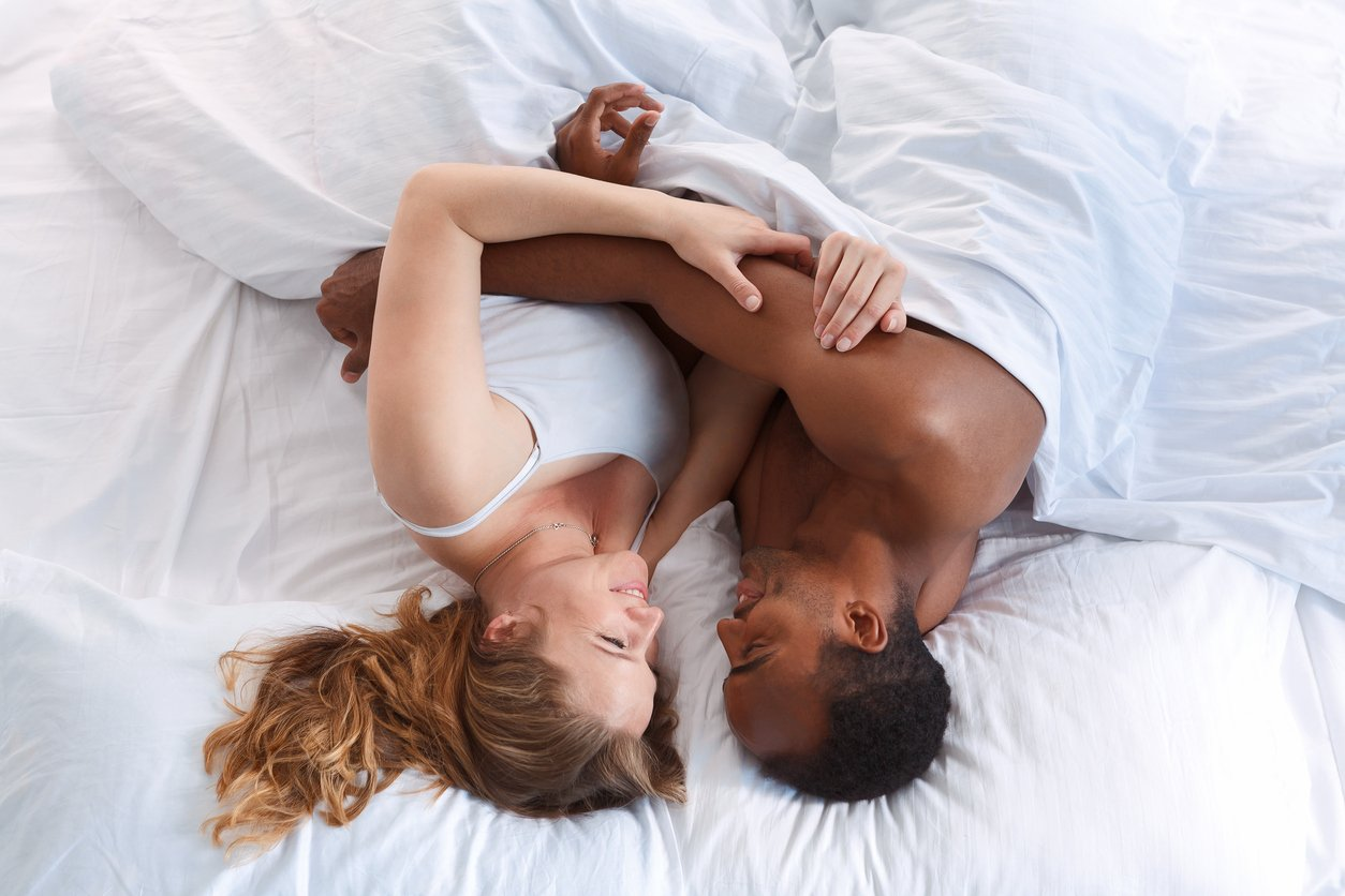 remarkable bisexual threesome man fucks my ass and my wife you tell you
