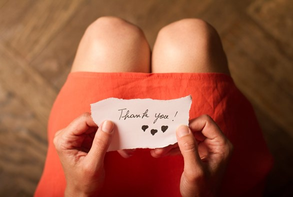 Giving and Gratitude: Is This What's Missing From Your Sex Life?