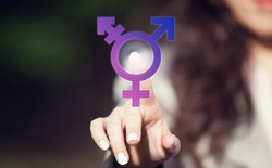 male female and transgender symbols
