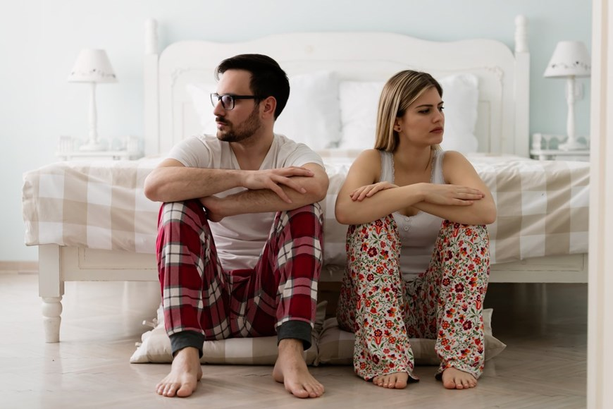 Not in the Mood: How to Say No to Sex Without Damaging Your Relationship