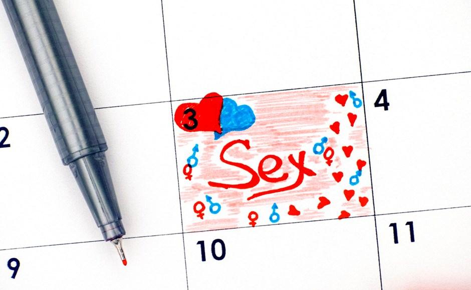 The Key to Good Sex Isn't Spontaneity - It's Proper Planning