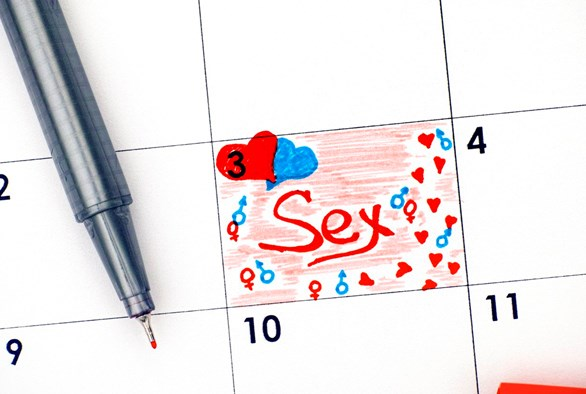 The Key to Good Sex Isn't Spontaneity - It's Proper Planning