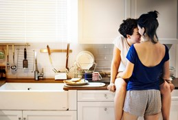 Beyond the Bed: How You Can Use Your House to Spice Up Your Sex Life