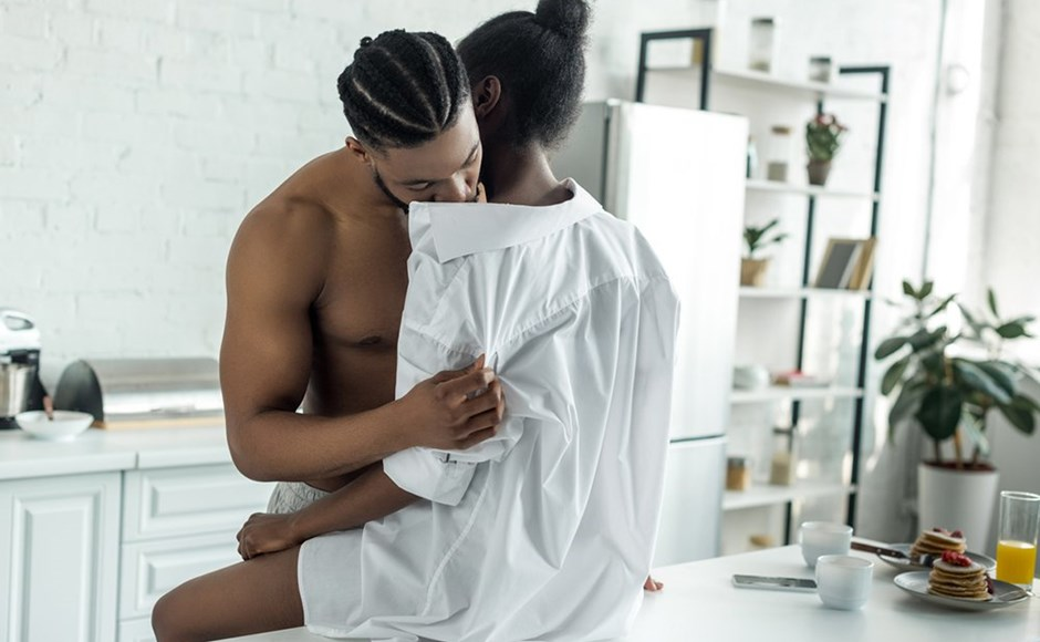 4 Super-Hot Places to Have Sex in Your House Besides Your Bed