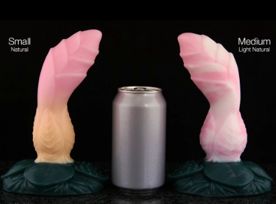 Hanns the Mandrake - Hanns the Mandrake is a dildo produced by Bad Dragon.