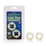 California Exotic Island Rings Double Stackers - Erection enhancement rings.
