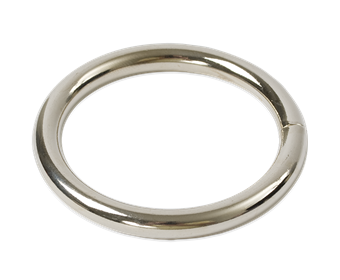 Doc Johnson PLATED ADORNMENTS - 1.75 INCHES - 