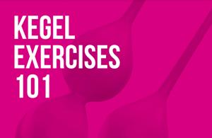 Image for Kegel Exercises 101